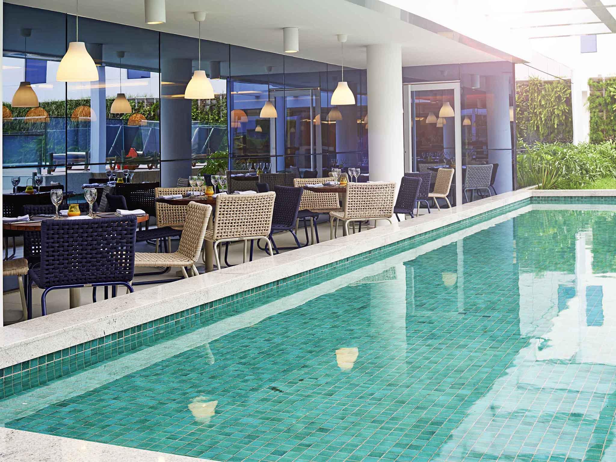 Hotell – Novotel Rio de Janeiro Park Olimpico