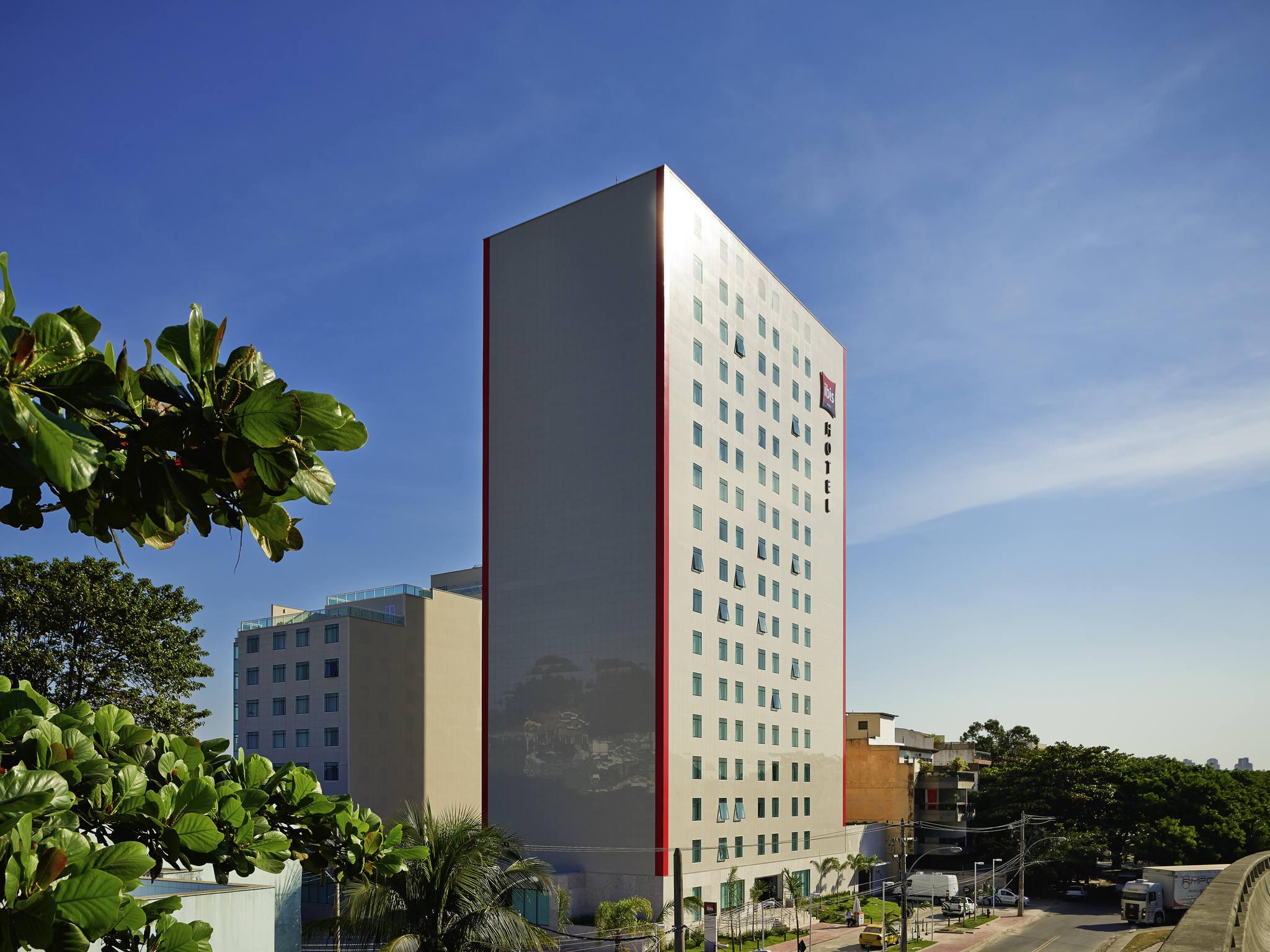 酒店 – 宜必思里约热内卢达蒂茹卡区酒店