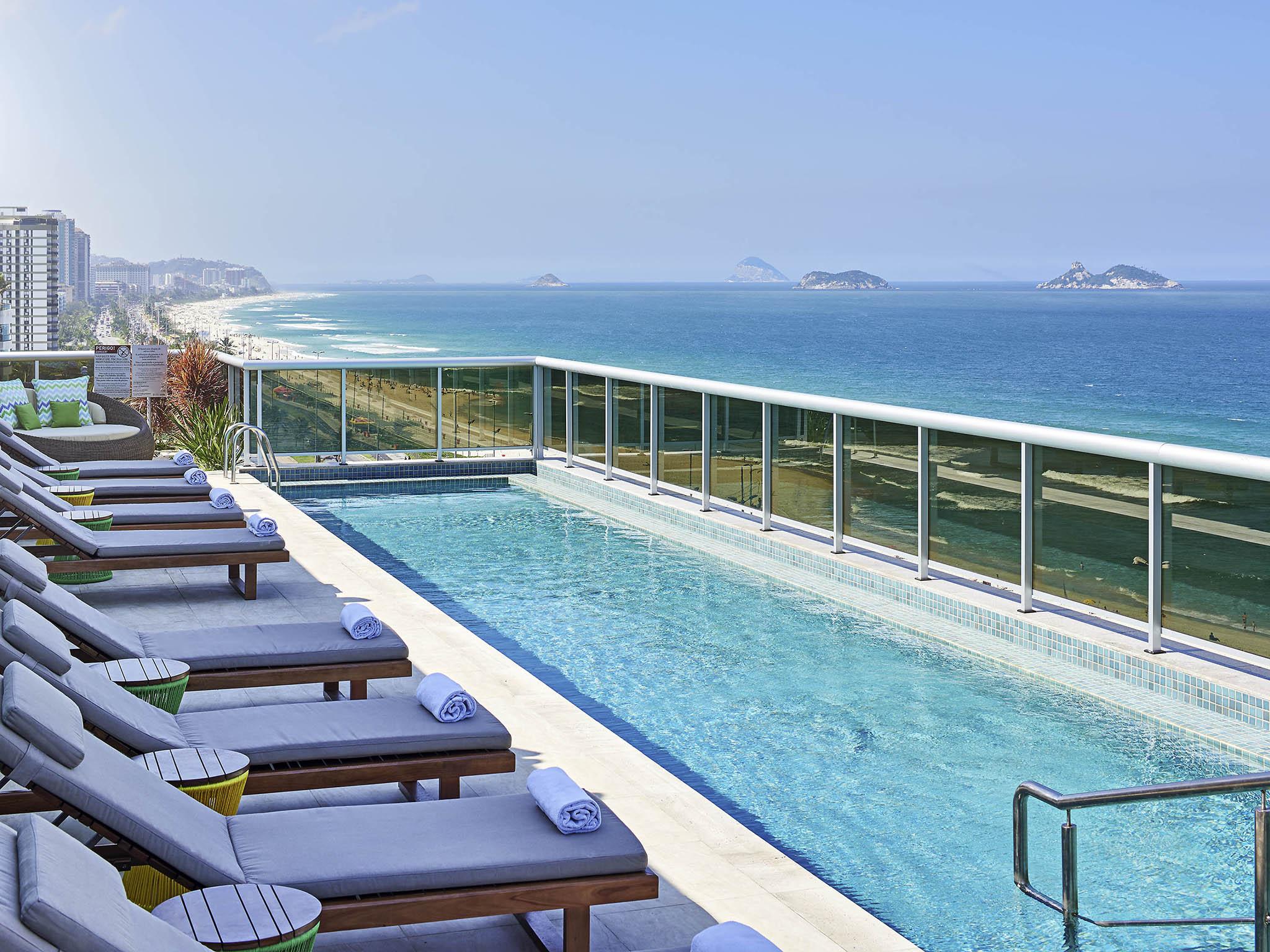 Hotel – Novotel Rio de Janeiro Barra da Tijuca