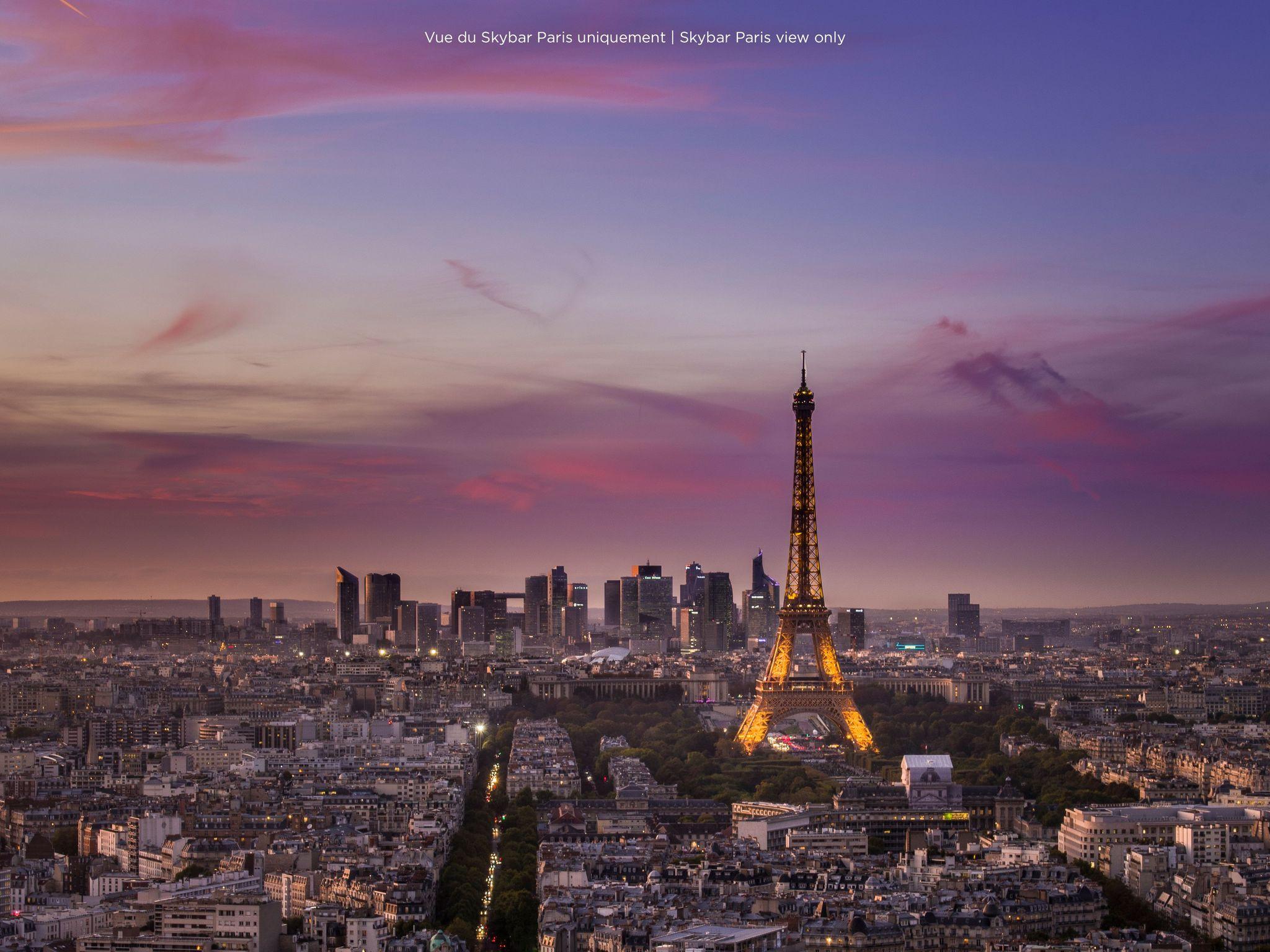 Отель — Pullman Париж Монпарнас - закрыт до конца августа 2019 года