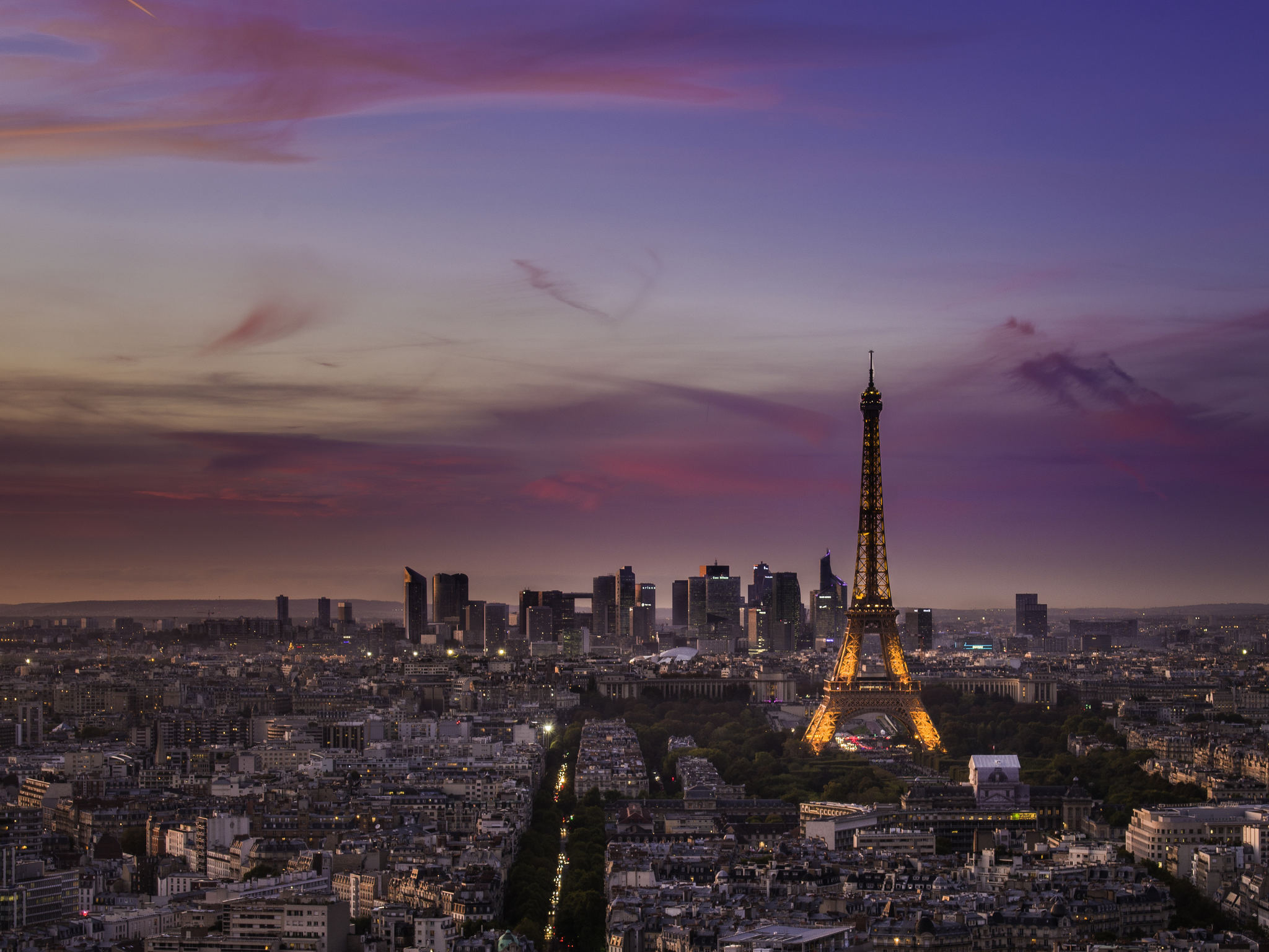 酒店 – 铂尔曼巴黎蒙帕纳斯酒店 - 2019 年 8 月底之前暂停营业