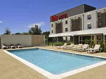 H tel salon de provence ibis salon de provence sud - Hotel f1 salon de provence ...
