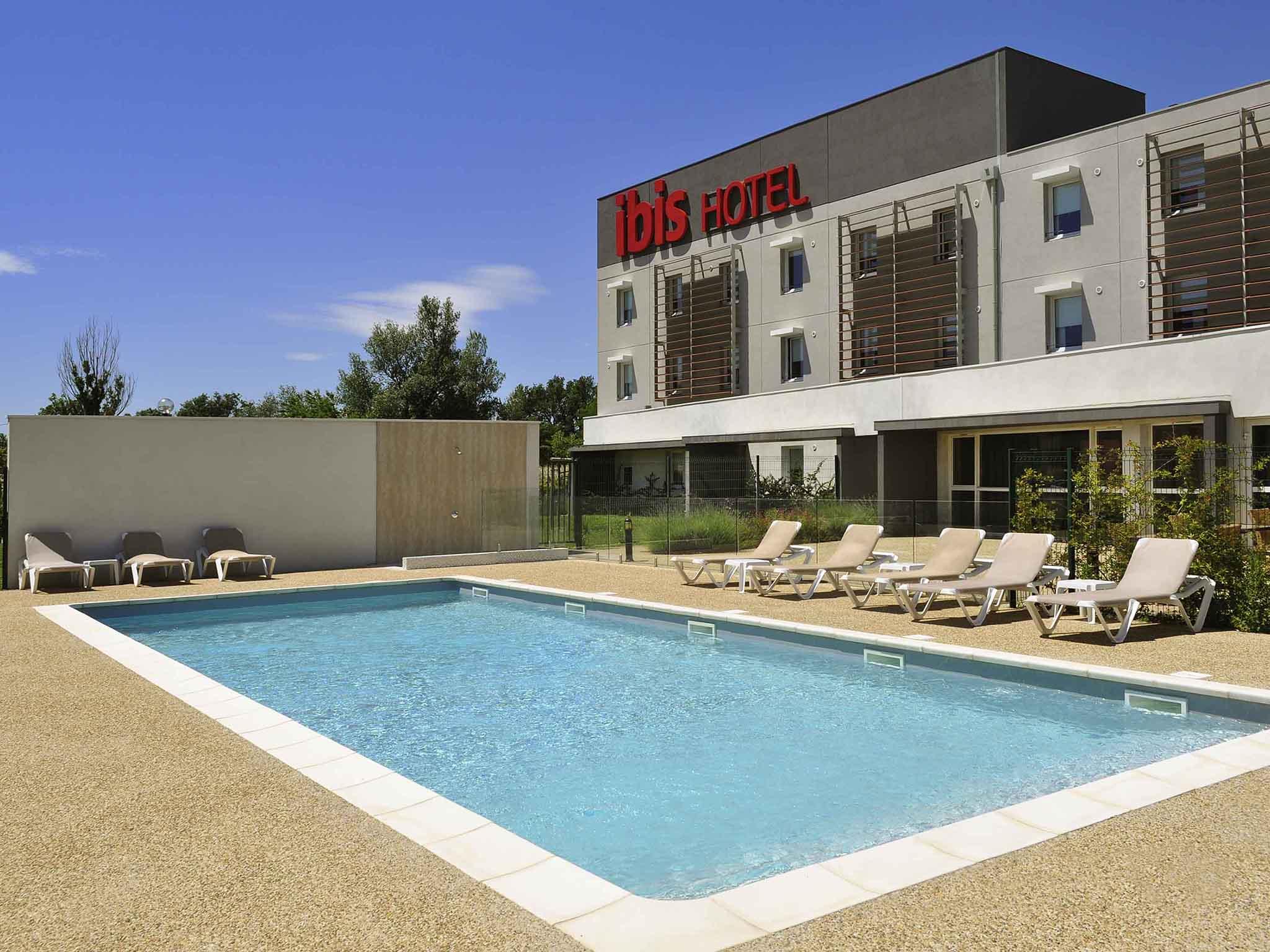 โรงแรม – ibis Istres Trigance