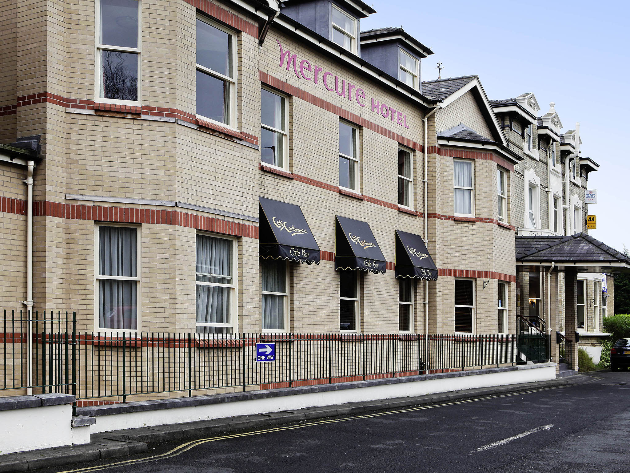 Hotel – Mercure Altrincham Bowdon Hotel