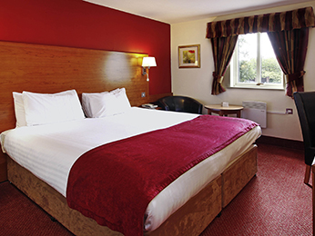 Rooms - Mercure Wigan Oak Hotel