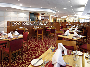 Restaurant - Mercure Wigan Oak Hotel