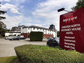 Отель - Mercure Chester North Woodhey House Hotel