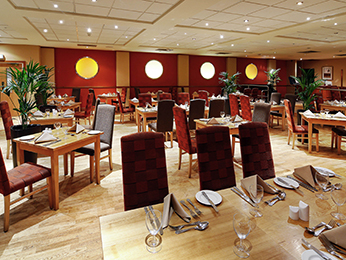 Restaurante - Mercure Chester North Woodhey House Hotel