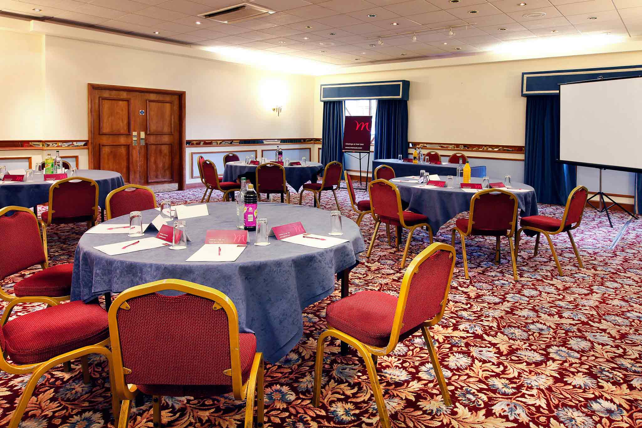 mercure chester north quality hotel in ellesmere port
