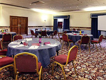 Meetings - Mercure Chester North Woodhey House Hotel