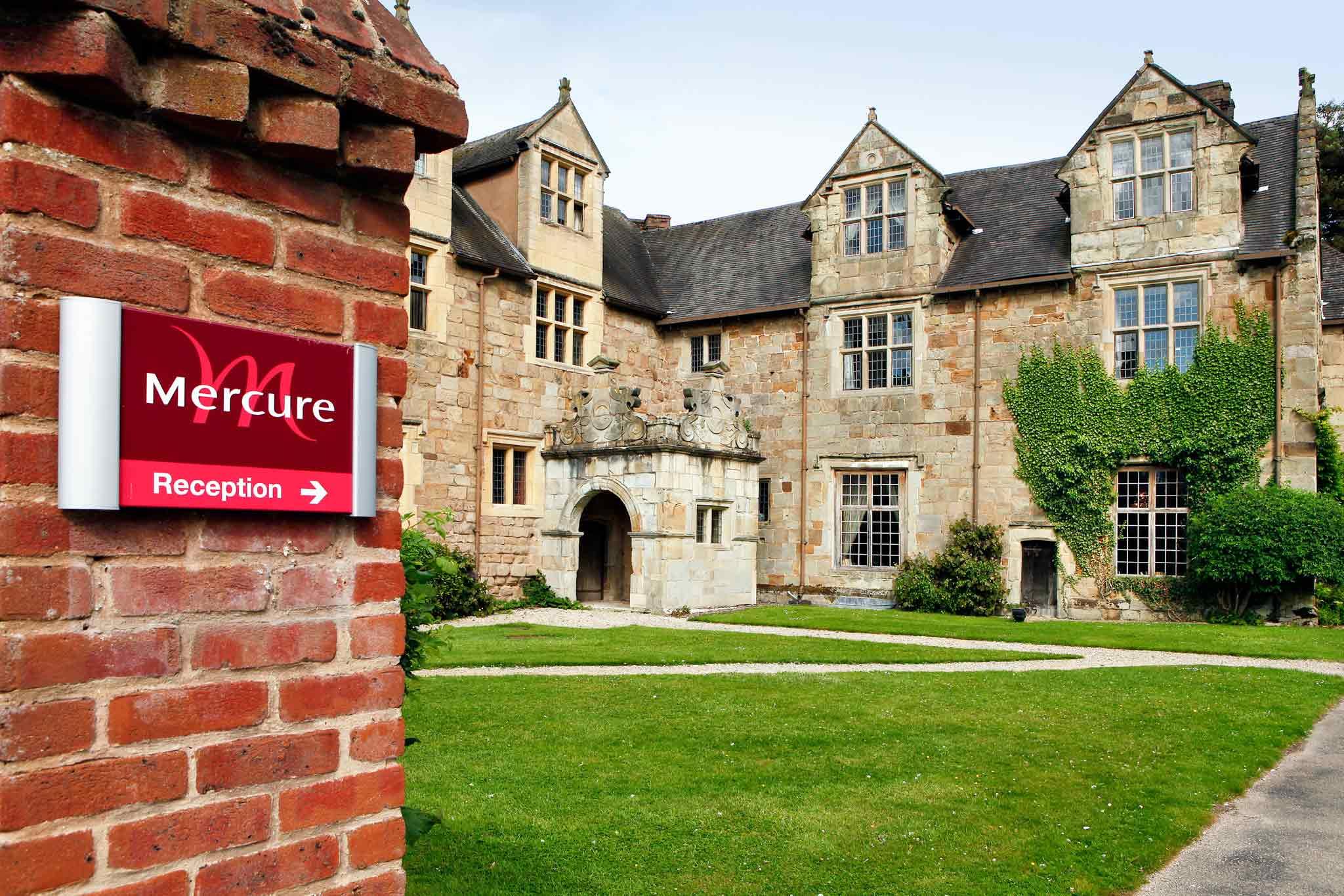 โรงแรม – Mercure Telford Madeley Court Hotel
