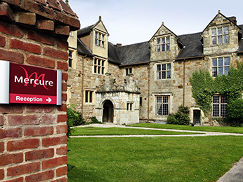 Отель - Mercure Telford Madeley Court Hotel