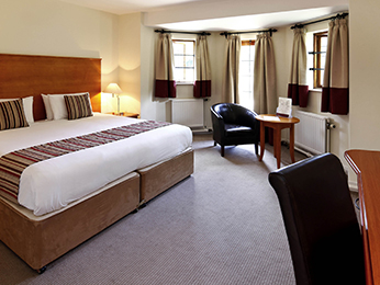 Rooms - Mercure Telford Madeley Court Hotel