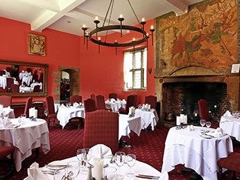 Restaurant - Mercure Telford Madeley Court Hotel