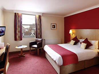 客室 - Mercure Hull Royal Hotel