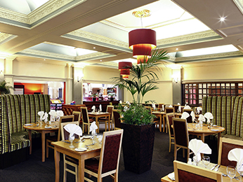 Restaurante - Mercure Hull Royal Hotel