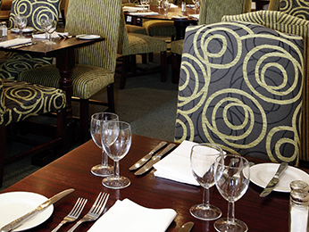 Restauracja - Mercure Stafford South Hatherton House Hotel