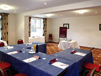 Meetings - Mercure Stafford South Hatherton House Hotel