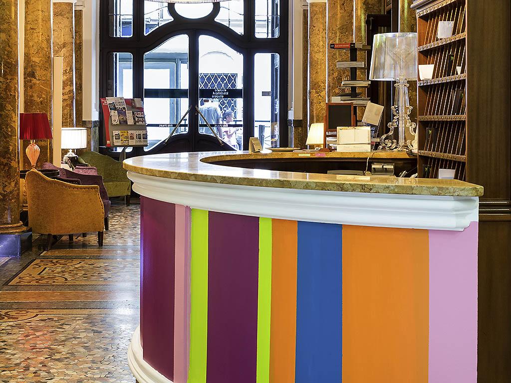 Ibis styles torino porta nuova turin informationen und - Ibis styles torino porta nuova ...