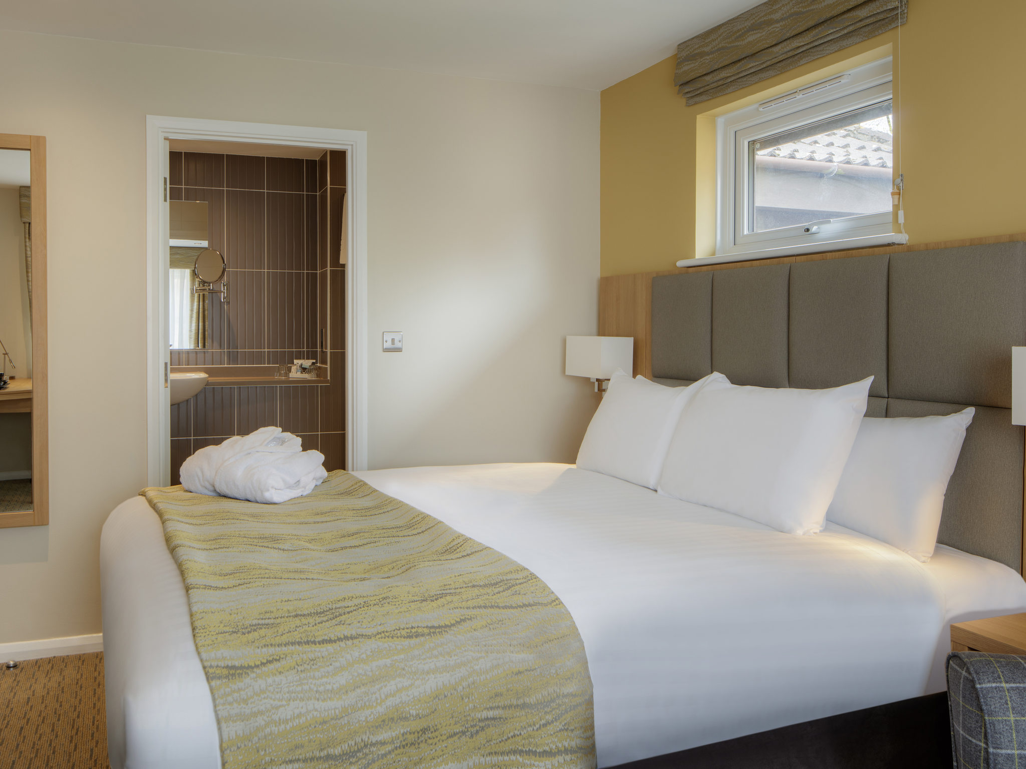 Rooms Mercure Hatfield Oak Hotel