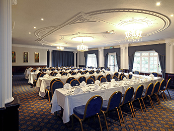Meetings - Mercure Wolverhampton Goldthorn Hotel