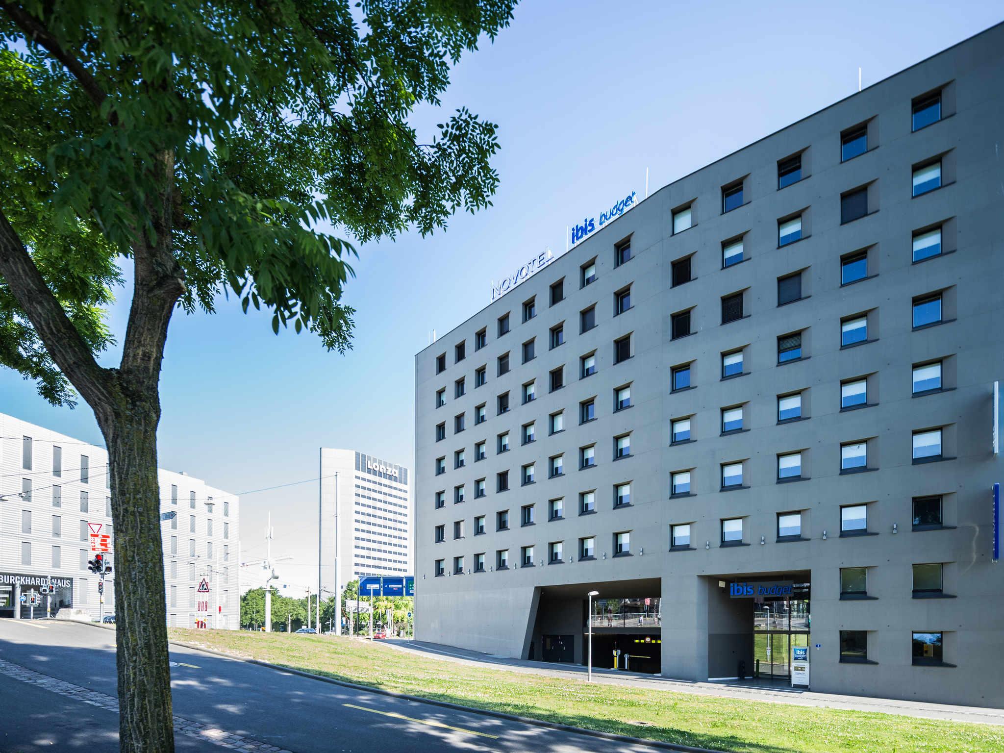 Отель — ibis budget Базель Сити