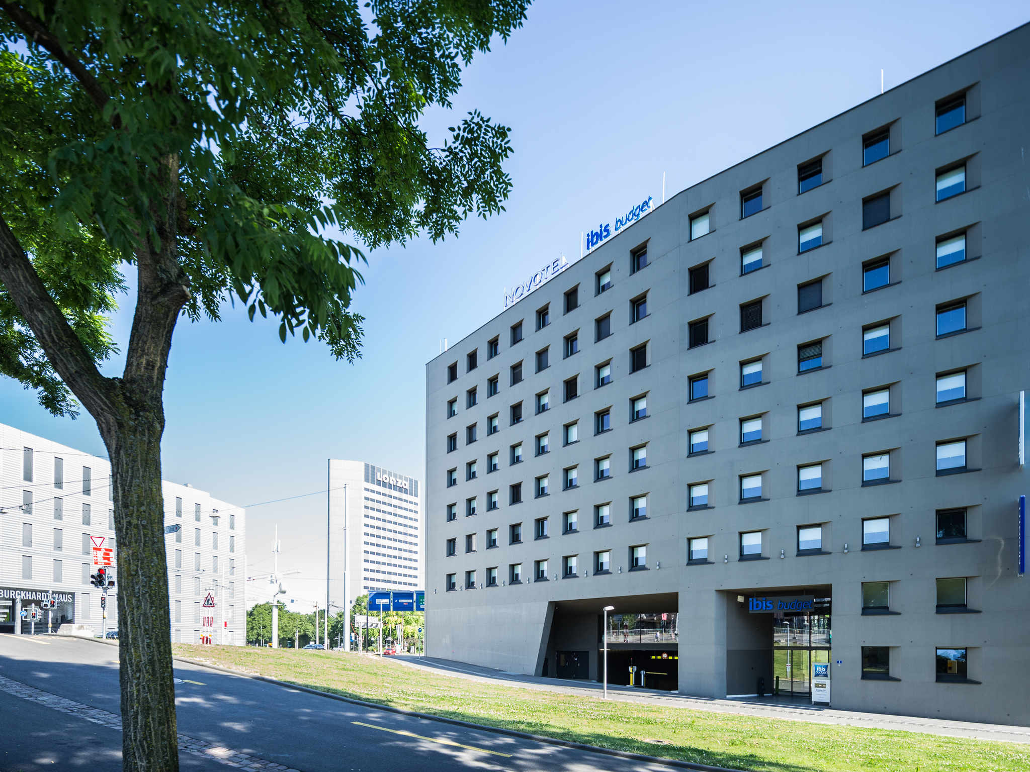 Hotell – ibis budget Basel City