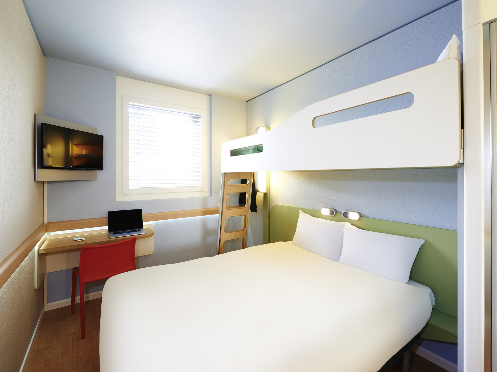 Hotel in BASEL - ibis budget Basel City