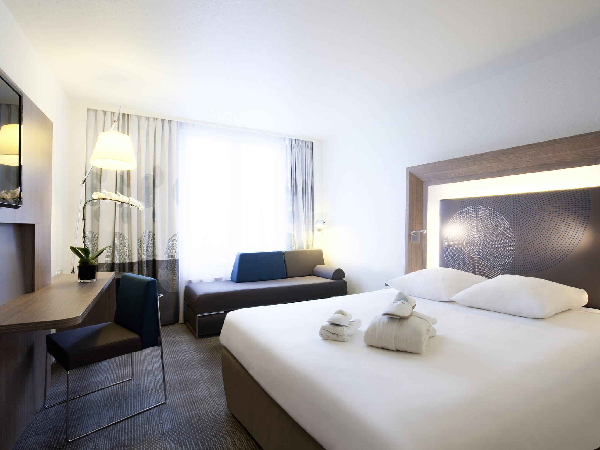 โรงแรม – Novotel Basel City