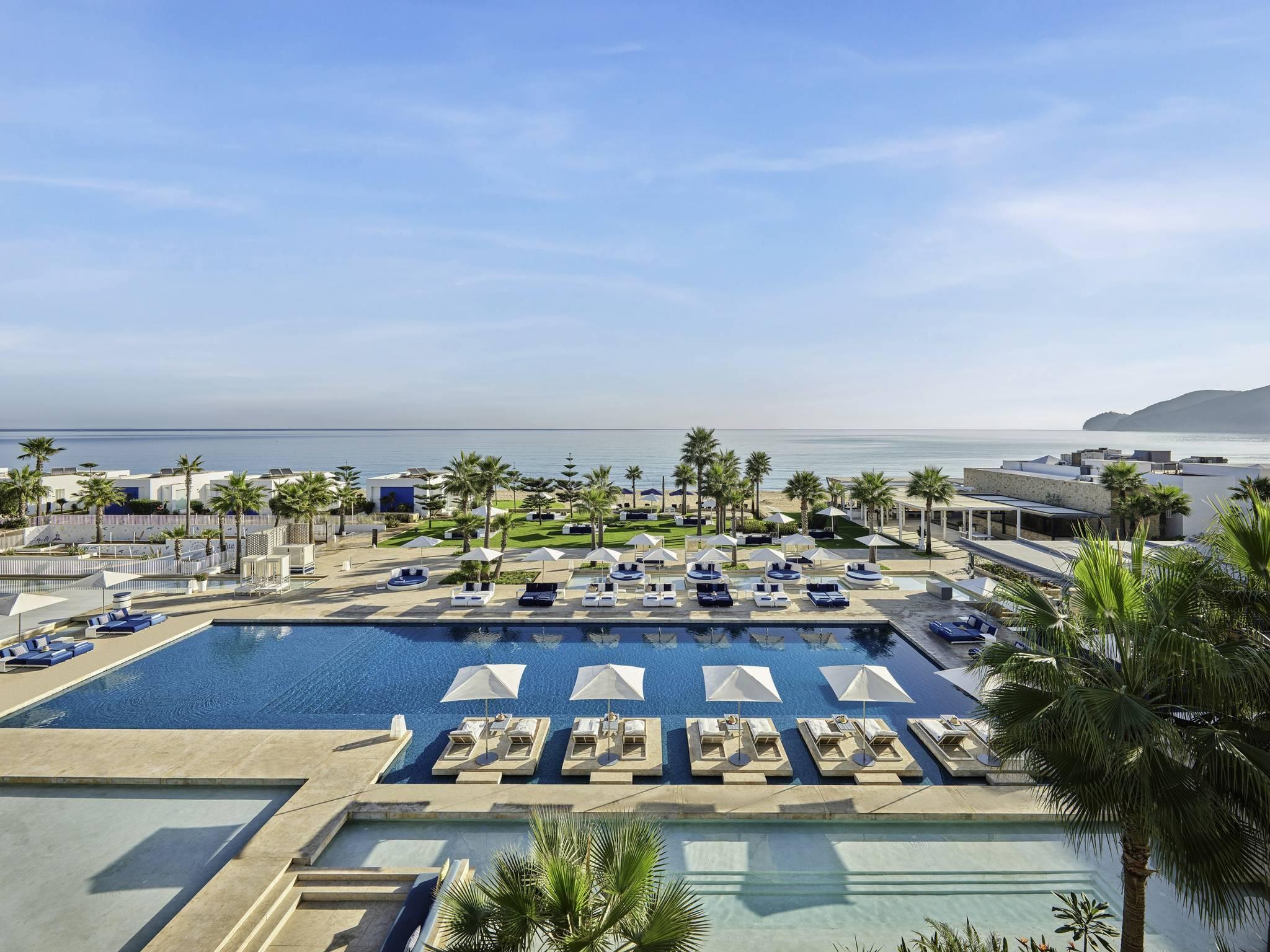 โรงแรม – Sofitel Tamuda Bay Beach & Spa