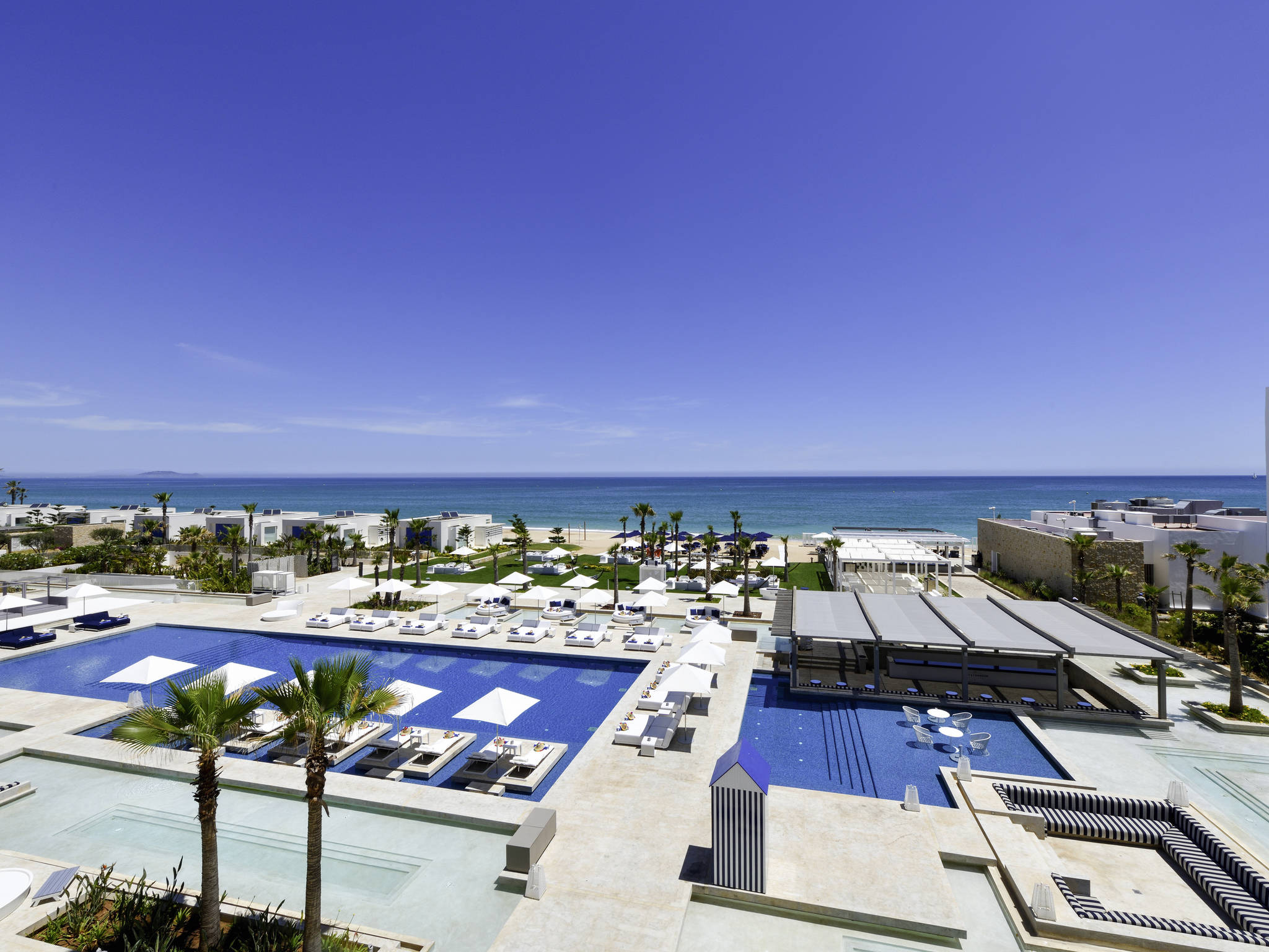 Отель — Sofitel Tamuda Bay Beach & Spa