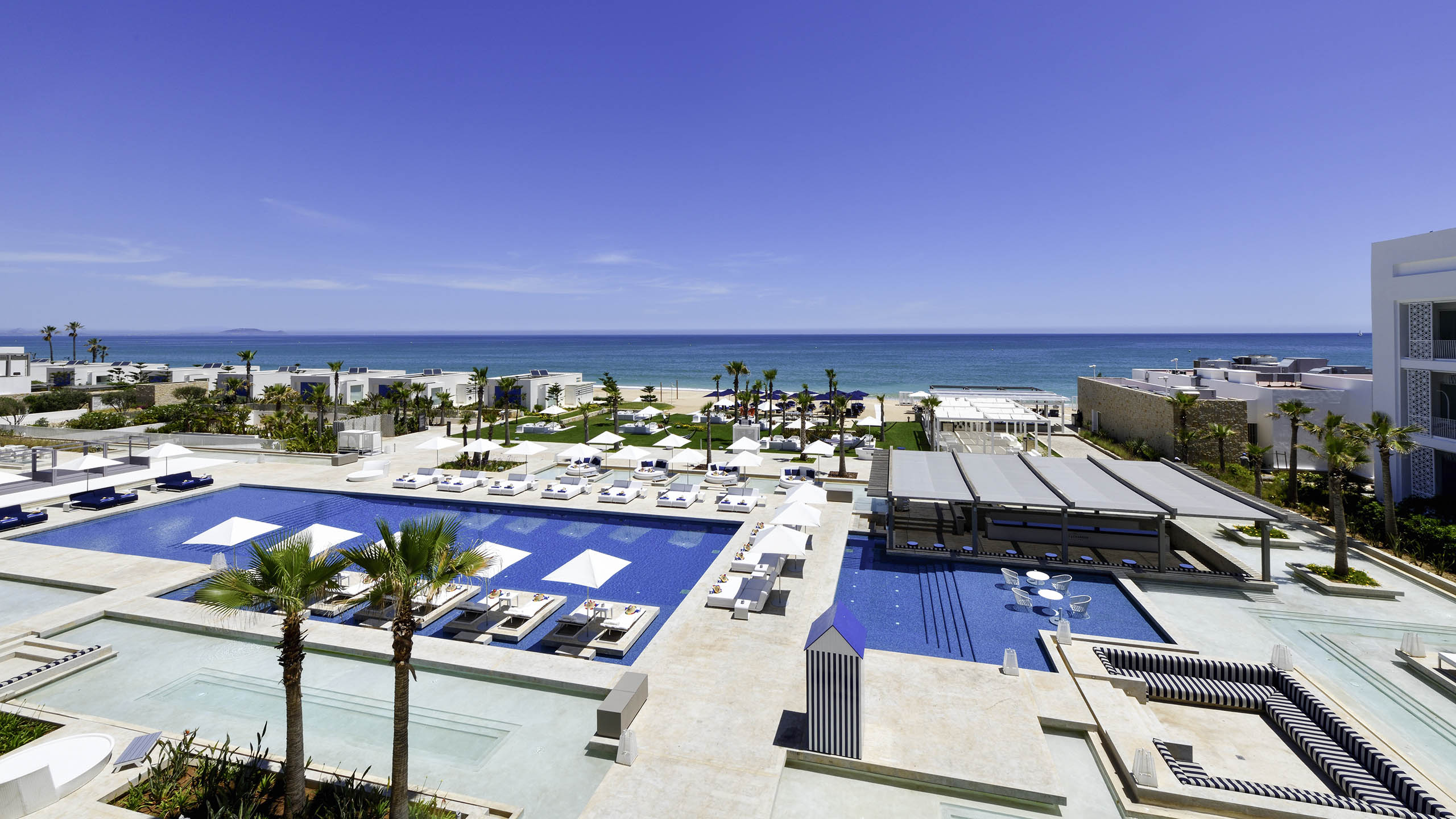 Luxury hotel tetouan tangier sofitel tamuda bay beach for Design hotel kreta