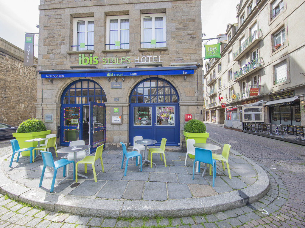 Appart hotel st malo affordable add to from favourites for Appart hotel ibis