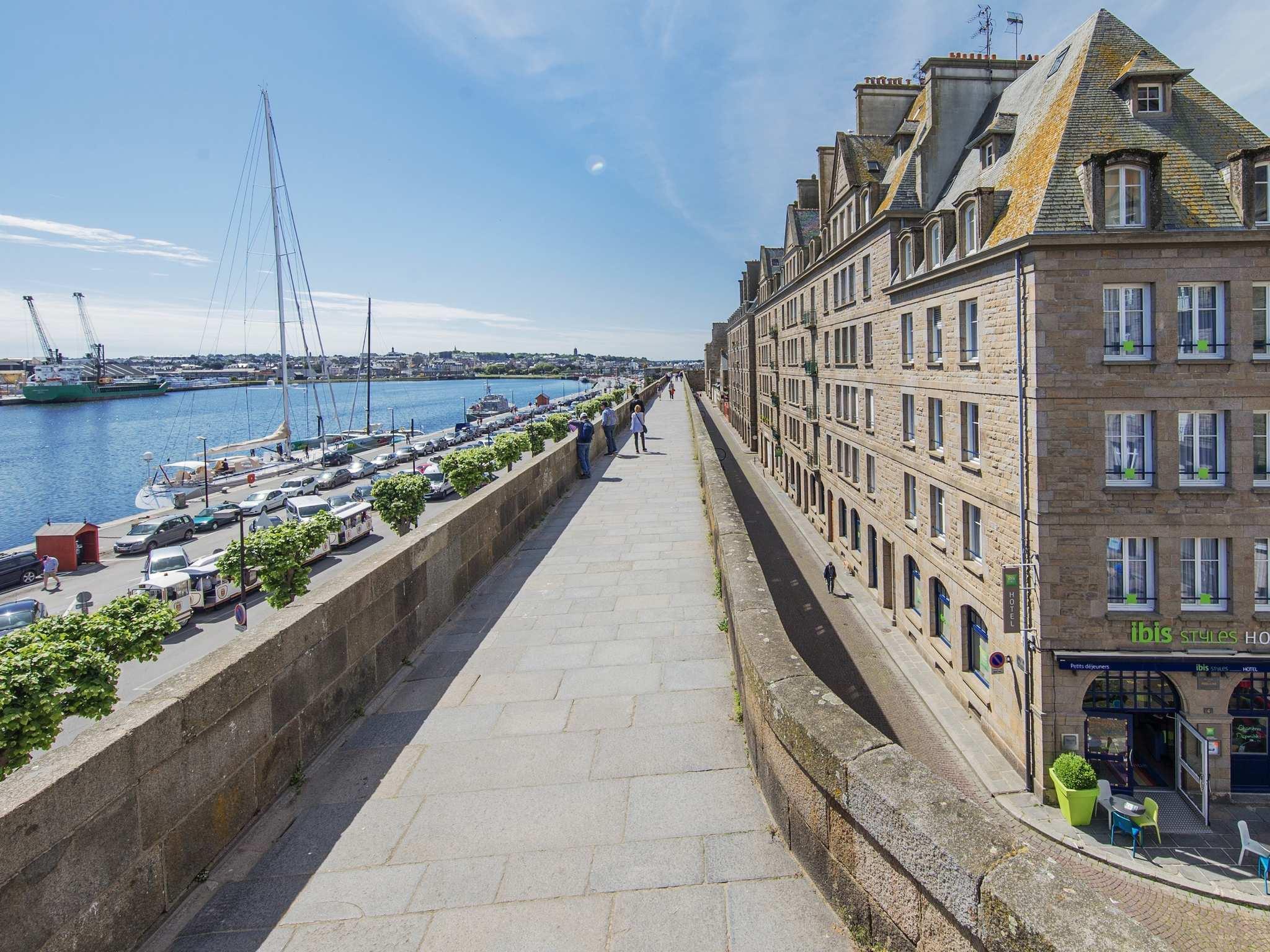 فندق - ibis Styles Saint-Malo Centre Historique