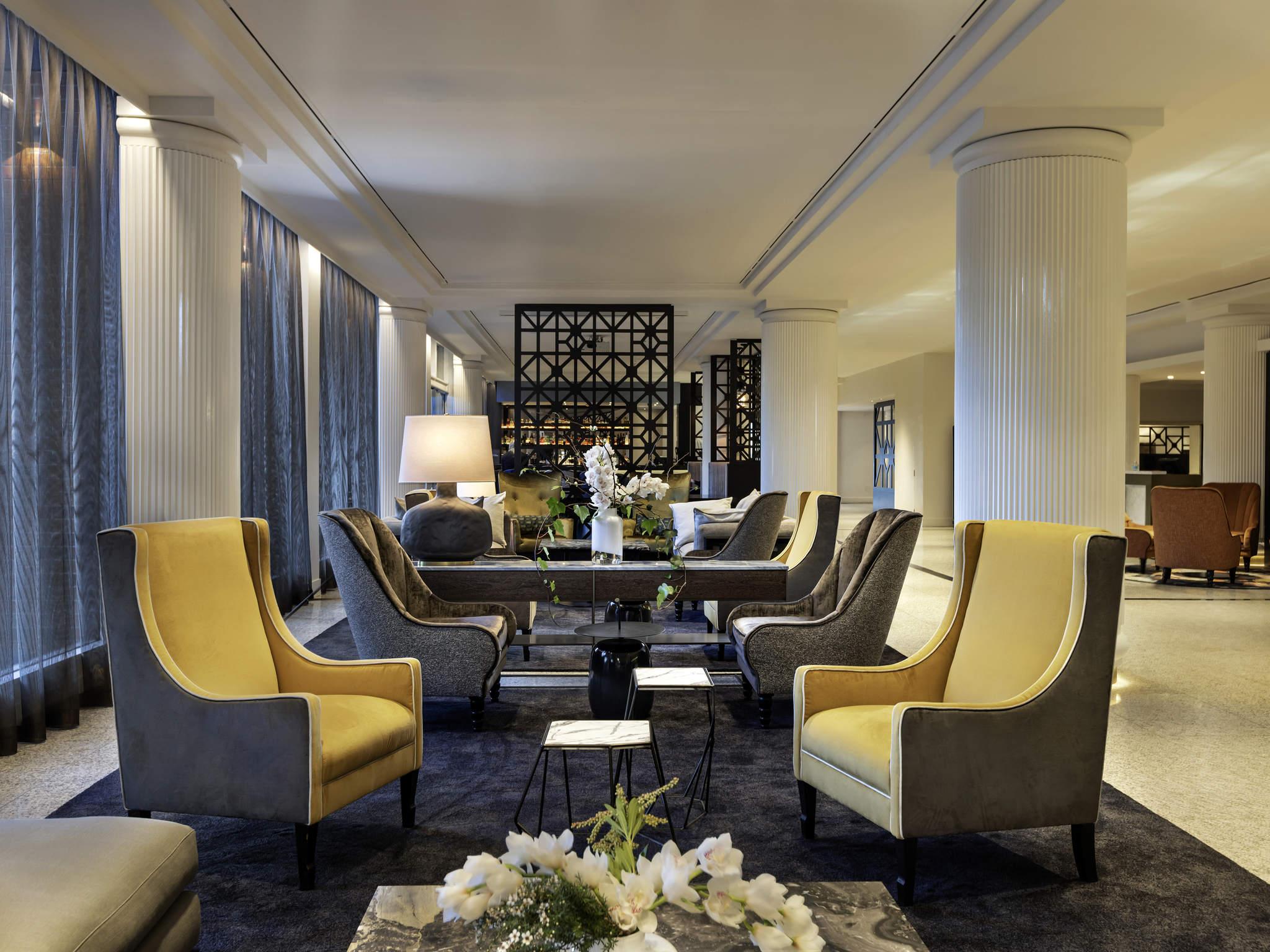 โรงแรม – พูลแมน โอ๊คแลนด์
