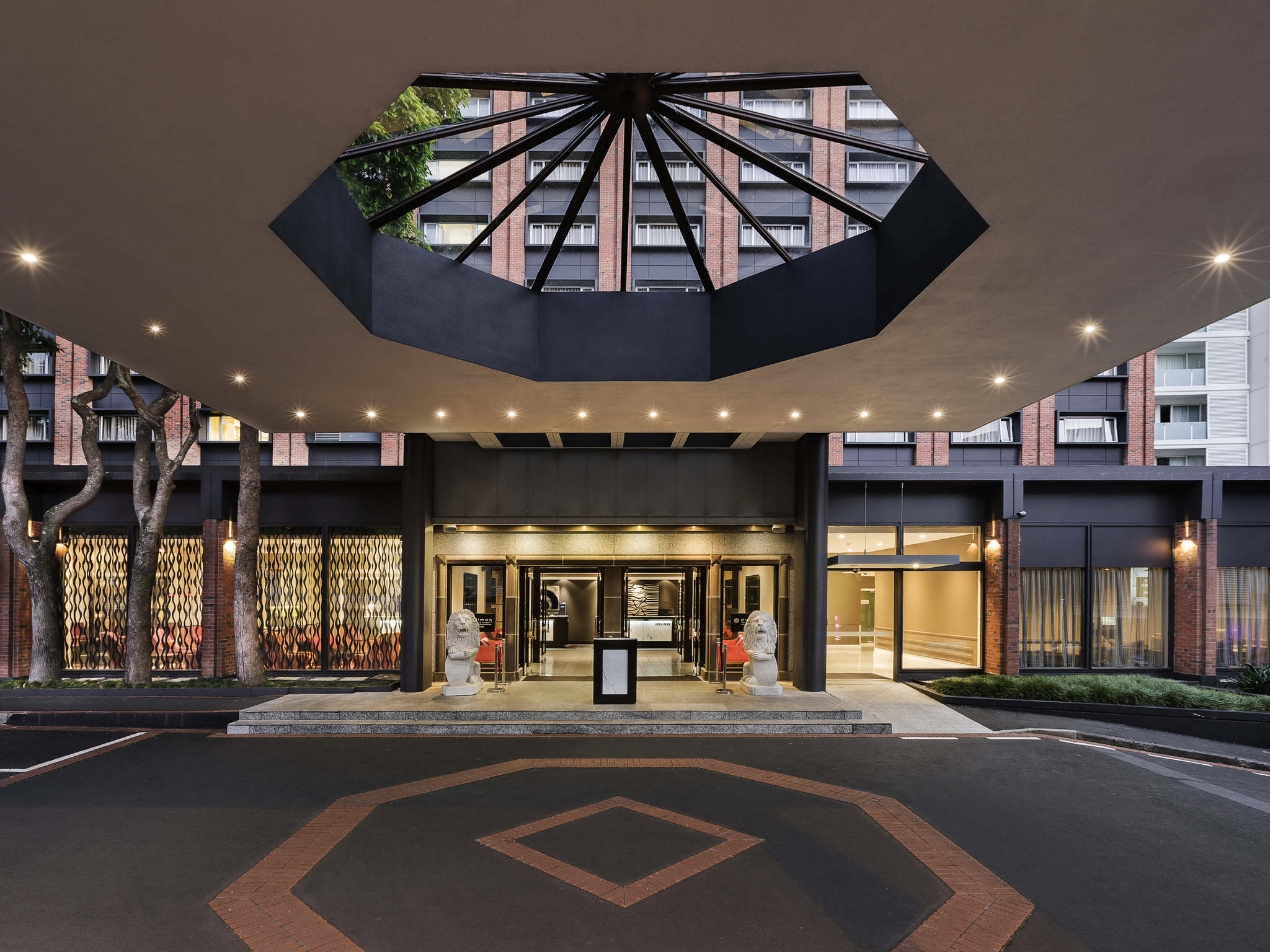 Hotell – Pullman Auckland