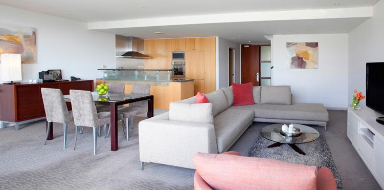 Habitaciones y Suites - Pullman Auckland