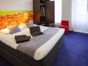 Camere - ibis Styles Amsterdam City