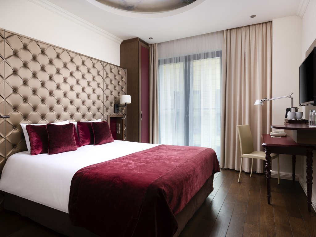 Hotel In Moskau Mercure Moskau Paveletskaya Accorhotels