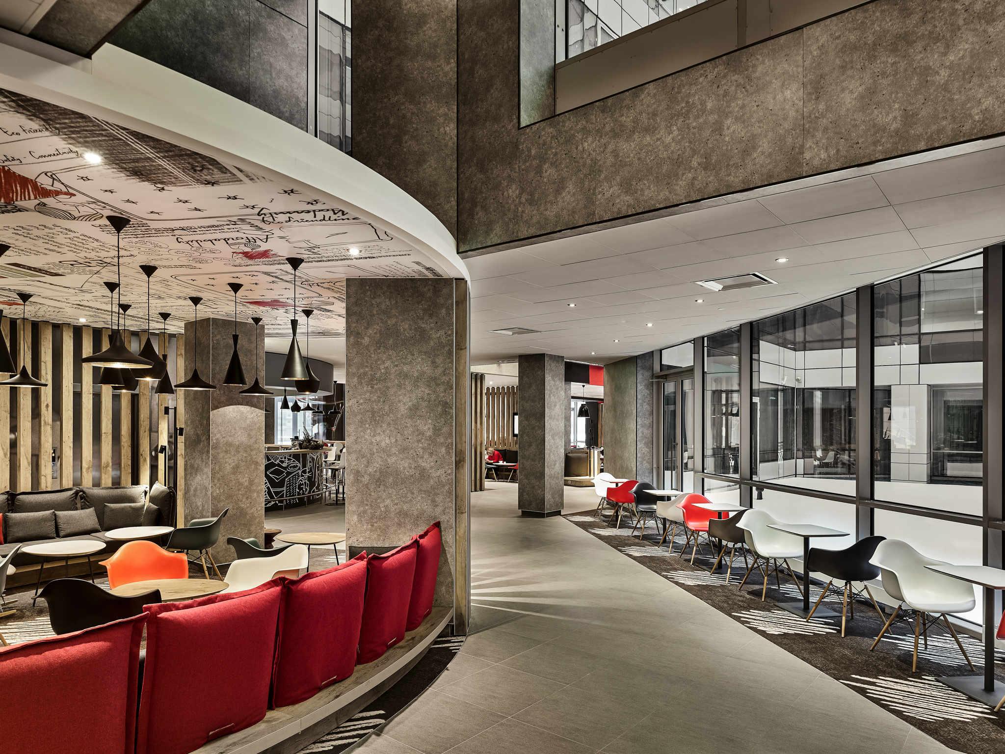 โรงแรม – ibis Moscow Kievskaya