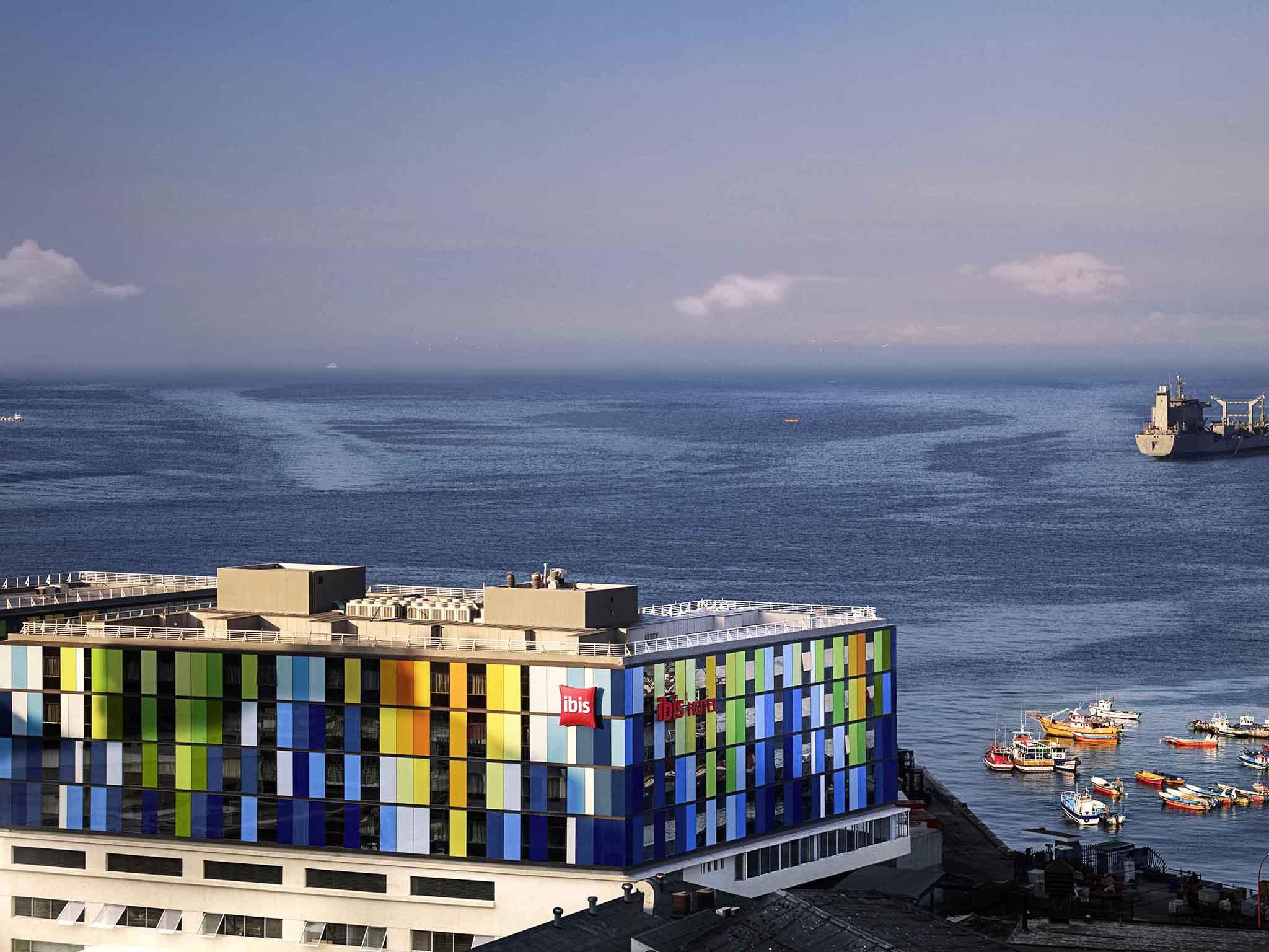 โรงแรม – ibis Valparaiso