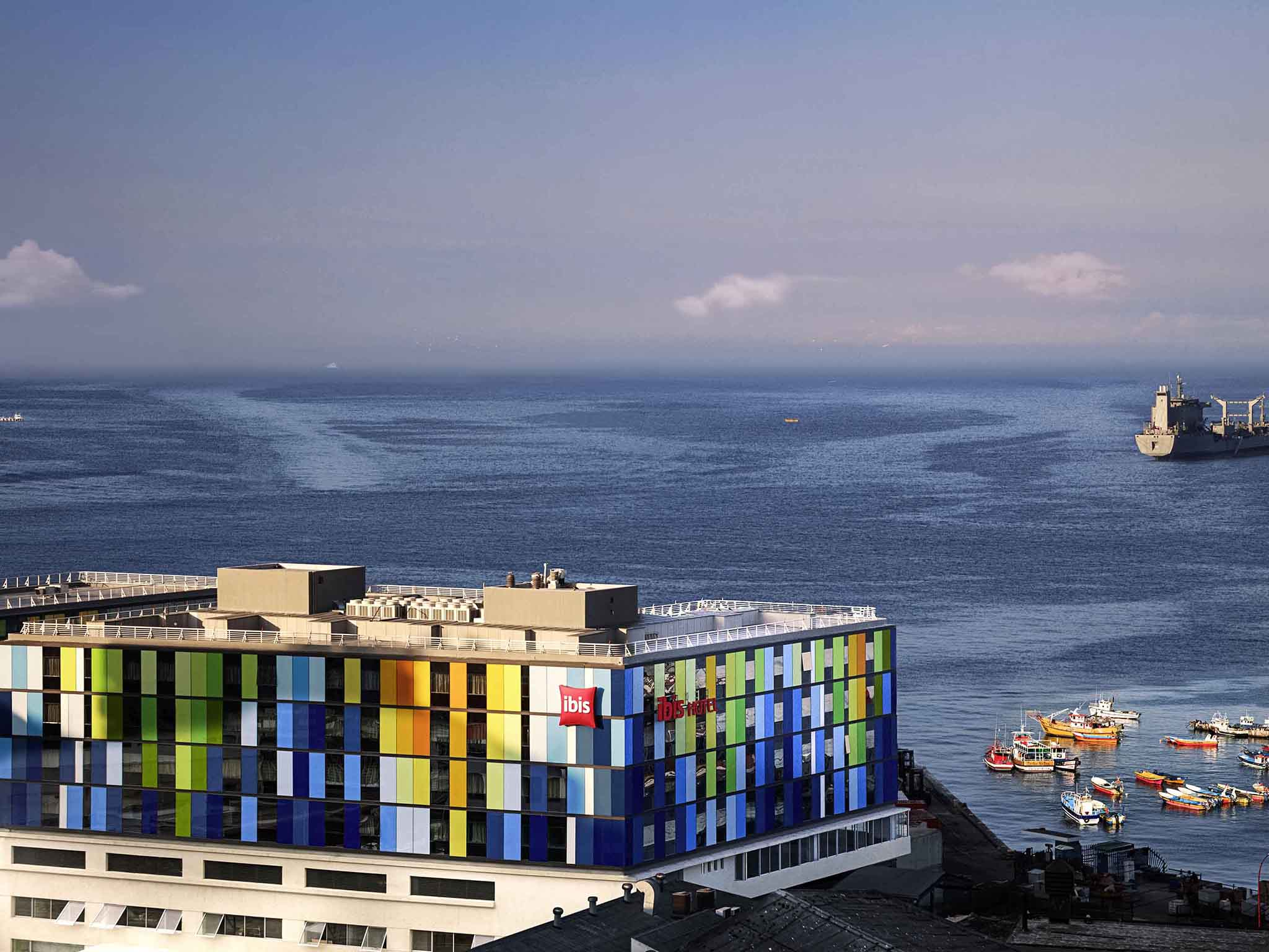 Hôtel - ibis Valparaiso