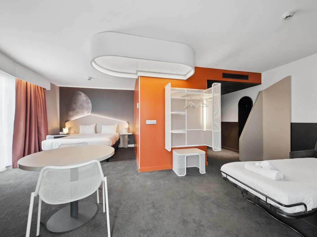 Hotel In Roissy Charles De Gaulle Ibis Styles Paris