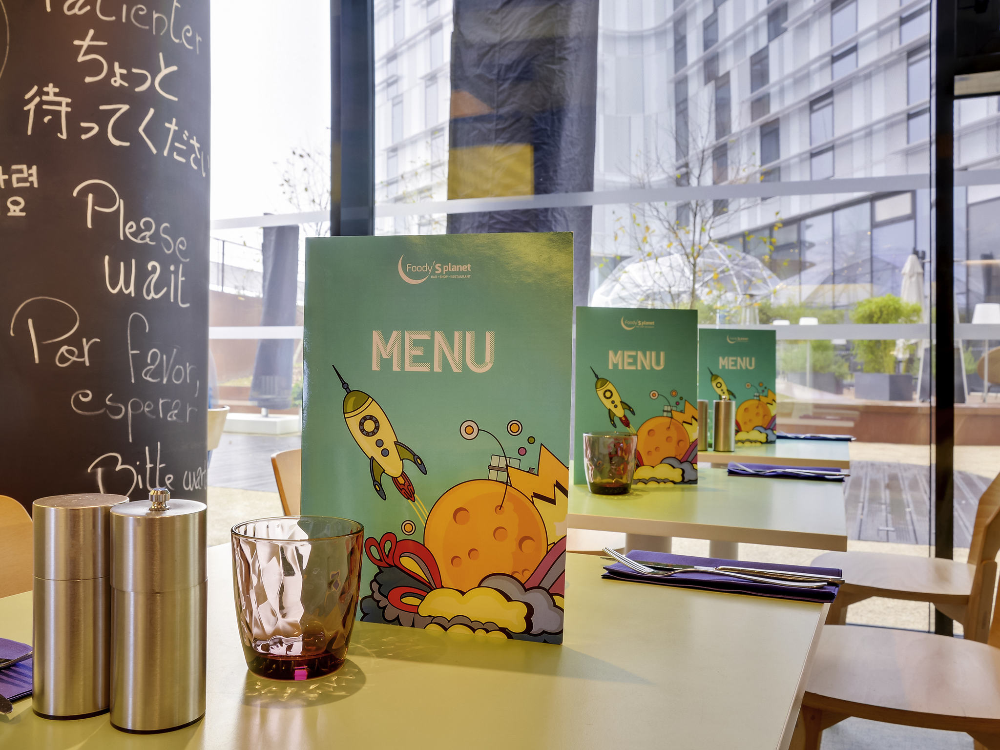 Restaurant Ibis Styles Paris Charles De Gaulle Airport