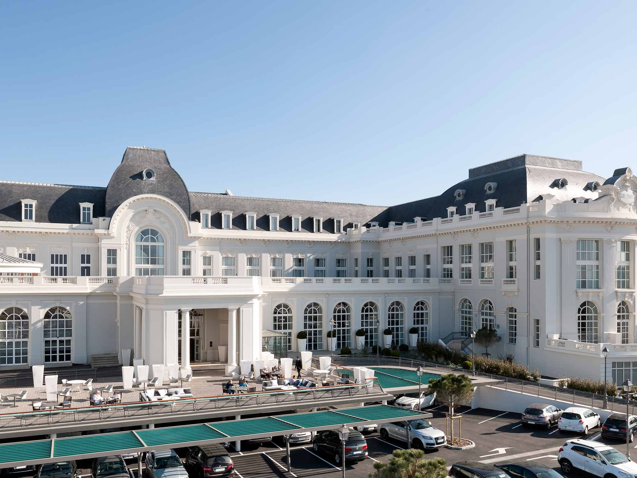 Hotel – Cures Marines Trouville Hôtel Thalasso & Spa-MGallery by Sofitel