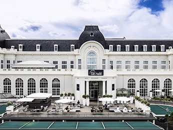 Cures Marines Trouville Hotel Thalasso & Spa-MGallery by Sofitel