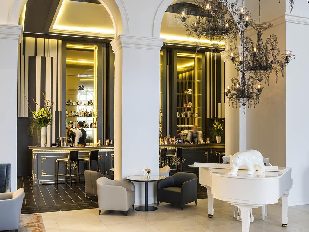 Hotel De Luxe Trouville Sur Mer Cures Marines Htel