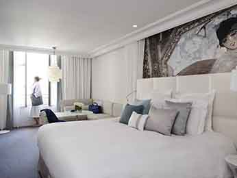 Cures Marines Trouville Hôtel Thalasso & Spa-MGallery by Sofitel à TROUVILLE SUR MER