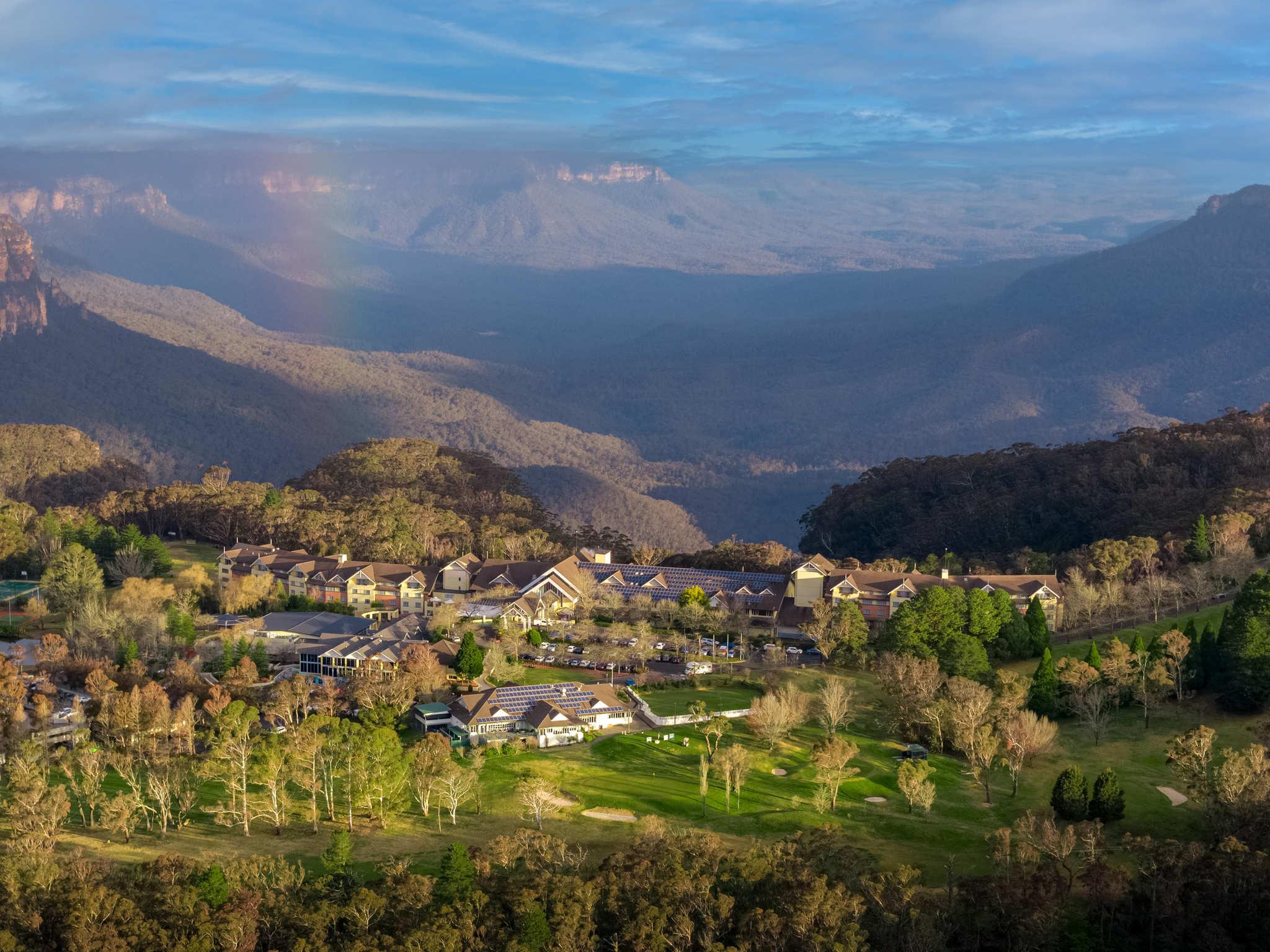 Отель — Fairmont Resort Blue Mountains - MGallery by Sofitel