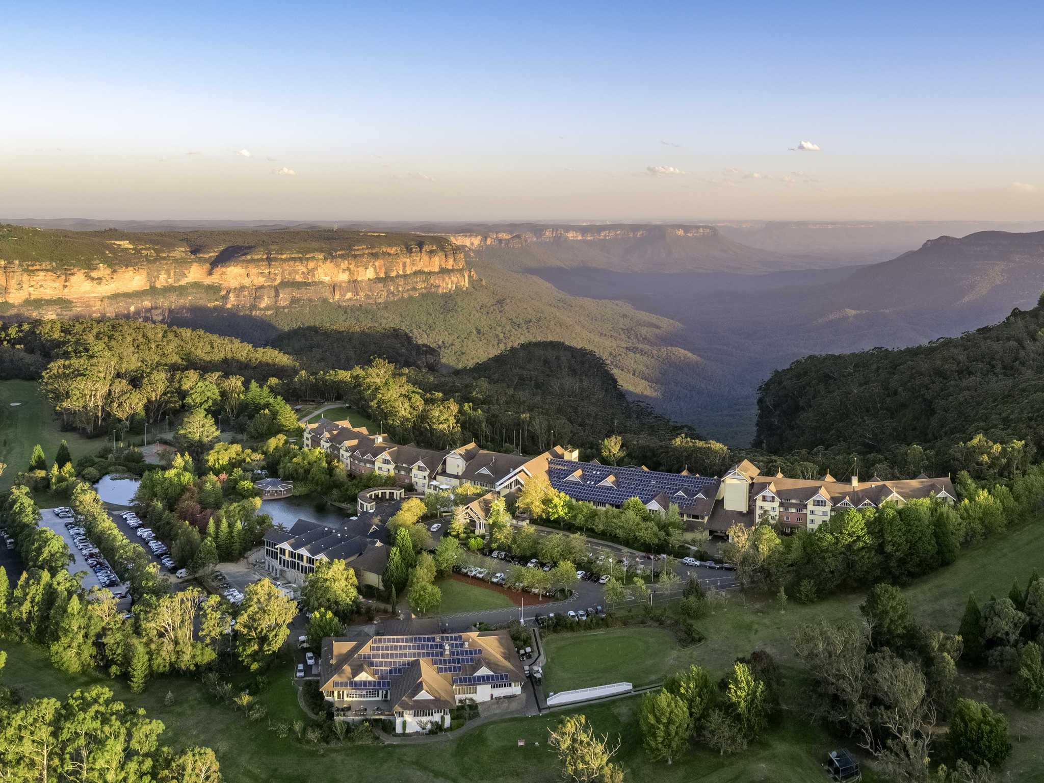 Hôtel - Fairmont Resort Blue Mountains - MGallery by Sofitel